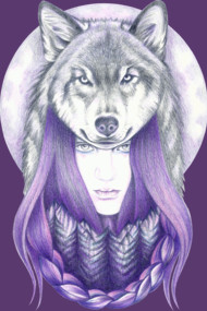 Wolf Mountain Shirts. Keep close to Nature's heart by Design by Humans