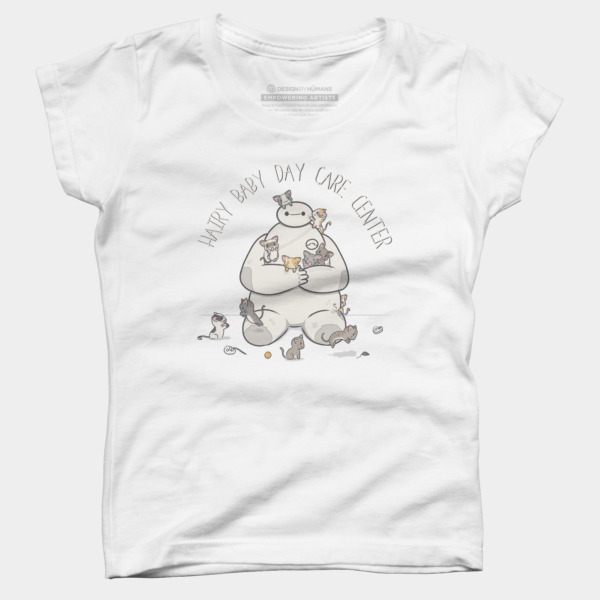 Hairy Baby Day Care Center T Shirt By LiRoVi Design By Humans