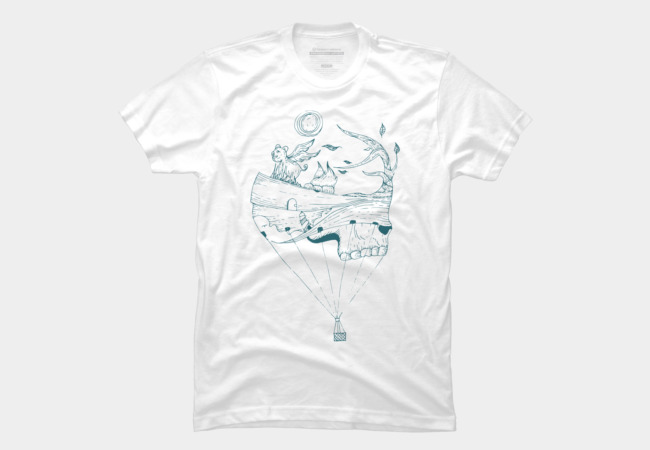 Integrated Of Life T Shirt By Kiryadi Design By Humans