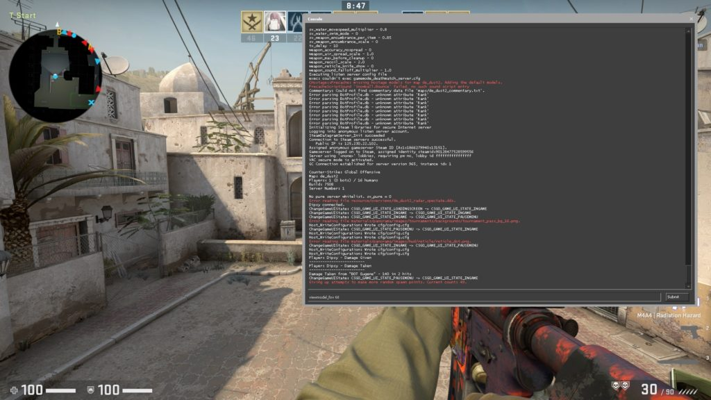 How to change your FOV in CS:GO | Dot Esports