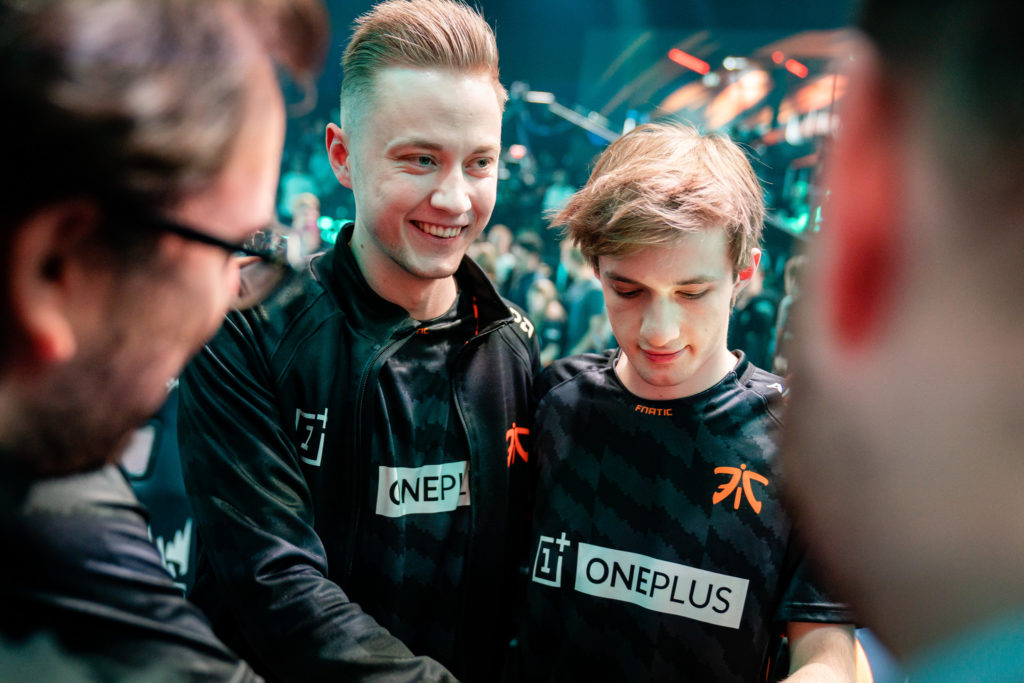 Fnatic adds 4 new people to its League of Legends staff before the 2020 LEC Spring Split | Dot Esports