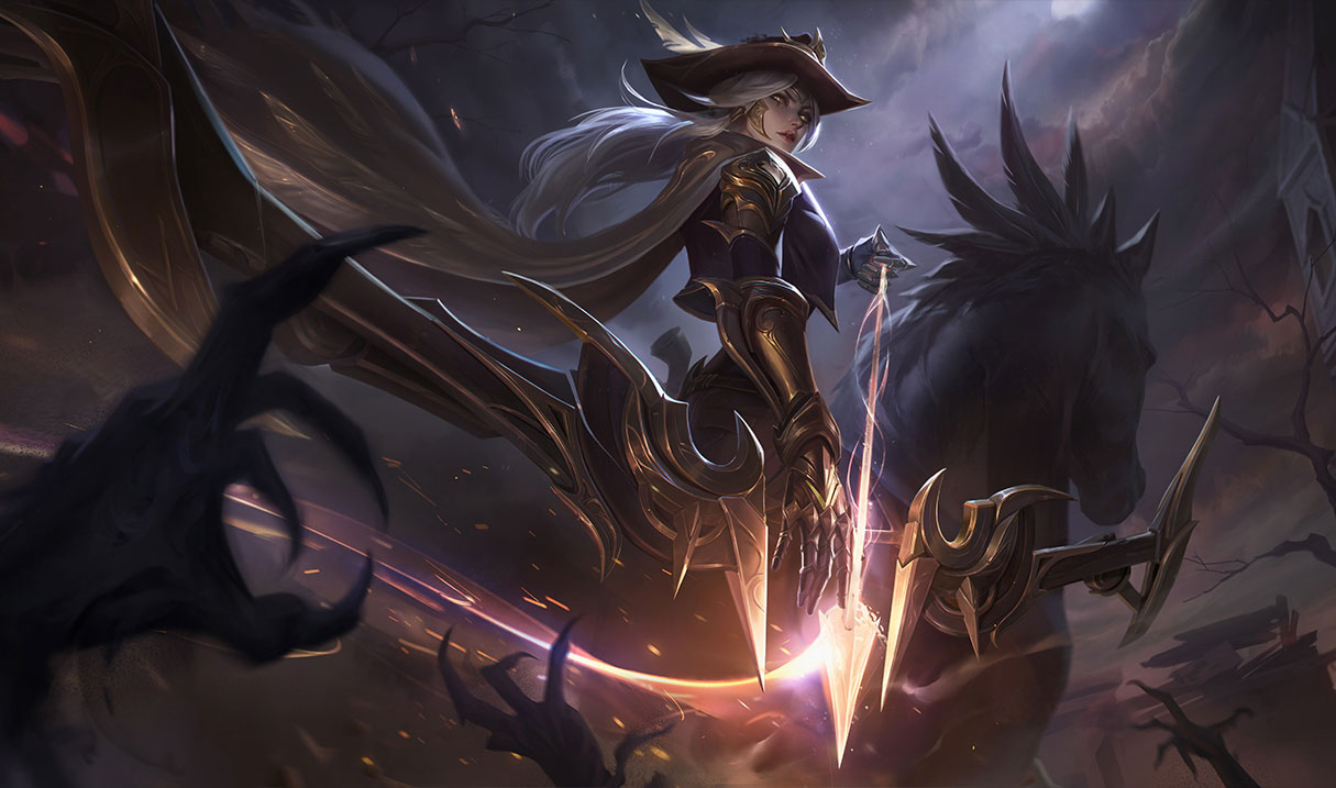 TFT Patch Notes 10 - Ashe