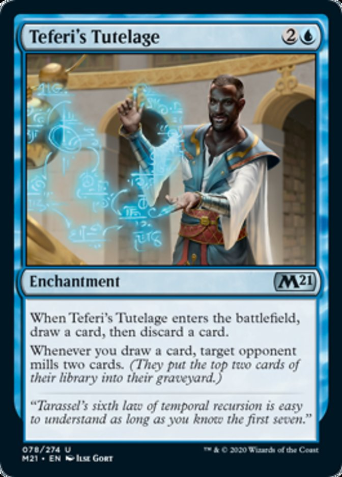 MTG Core Set 2021 top Limited Blue commons and uncommons | | The ...