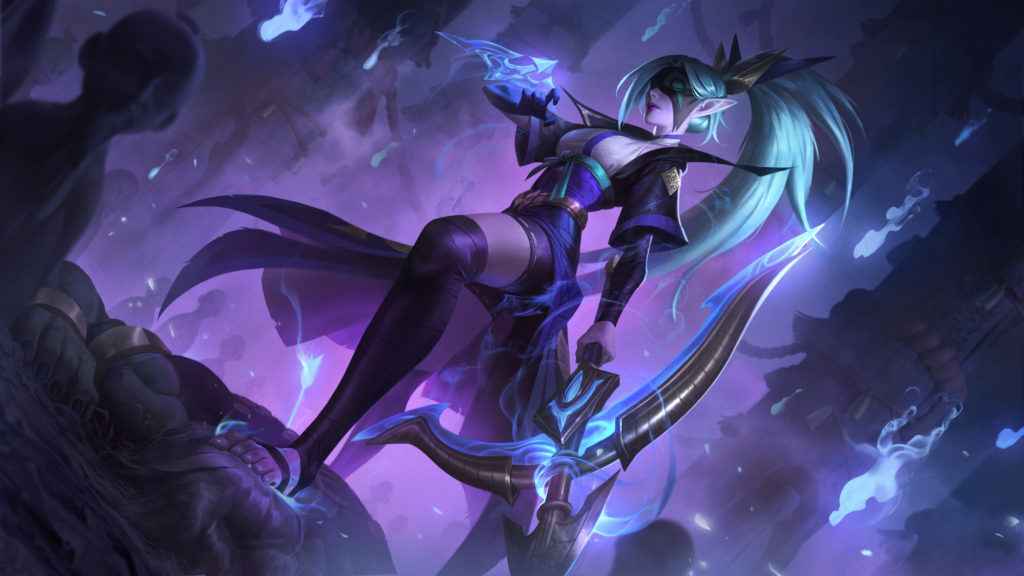 New Spirit Blossom skins for Yasuo, Thresh, Teemo, Vayne, and Lillia finally appeared
