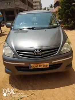 grand new avanza olx toyota yaris trd white 161 used innova in bangalore second hand cars for 2 5 g 7 str bs iv 2011