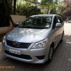 Grand New Kijang Innova V 2015 All Camry Hybrid 2018 161 Used Toyota In Bangalore Second Hand Cars For 2 5 Gx 8 Str Bs Iv 2012