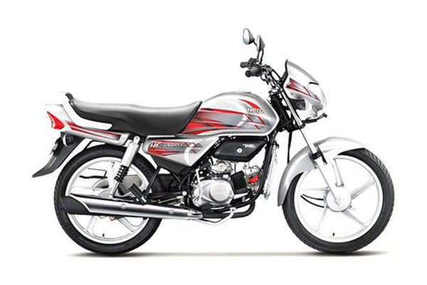 Hero HF Deluxe Price in India, Mileage, Reviews & Images