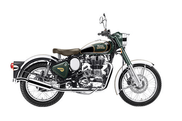 Royal Enfield Classic Chrome Price in India, Mileage