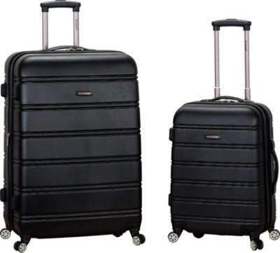 Rockland Luggage Melbourne 2-piece Spinner Set