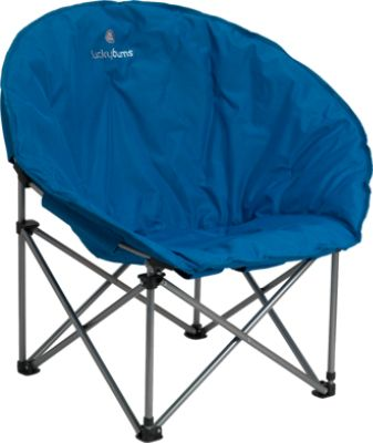 big camping chair lazy boy rocker recliner swivel chairs lucky bums youth moon camp large on popscreen