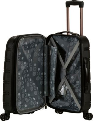 Rockland Luggage Melbourne Upright Carry- Hardside