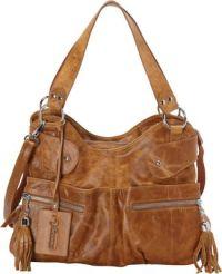 Vicenzo Leather Athena Italian Leather Handbag - eBags.com