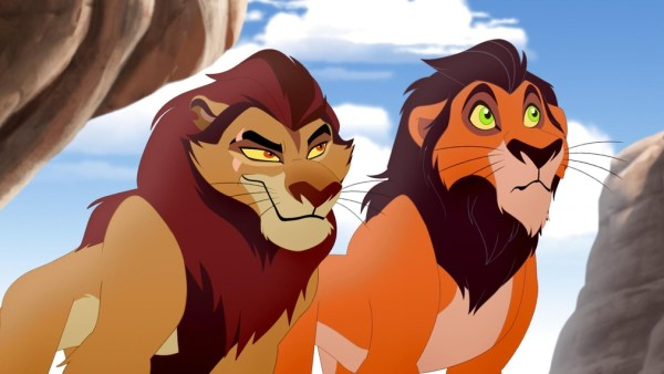 lion king battle cry # 55