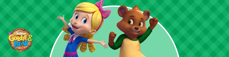 Watch Goldie Bear Tv Show Disney Junior On Disneynow