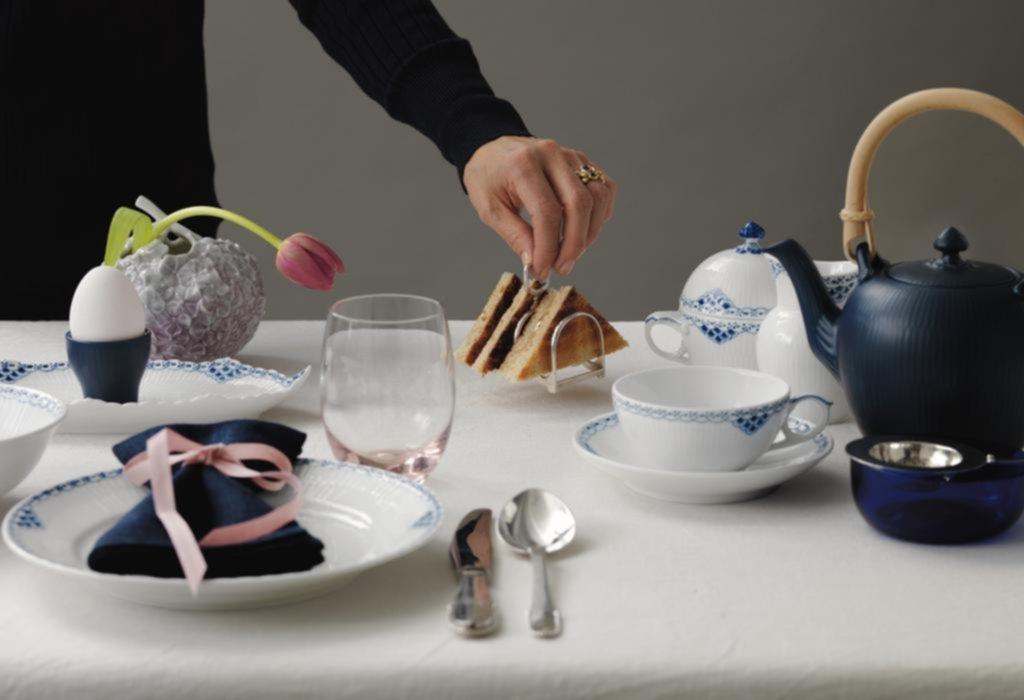 El arte de poner la mesa  Deco
