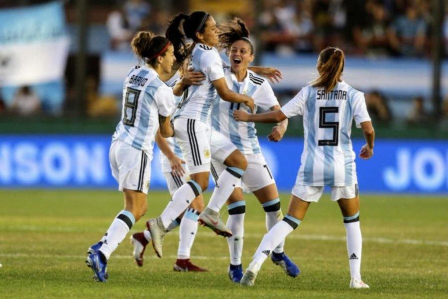 Mundial de Fútbol Femenino 2019 Argentina
