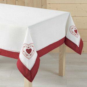Nappe De Table Linge De Table Eminza