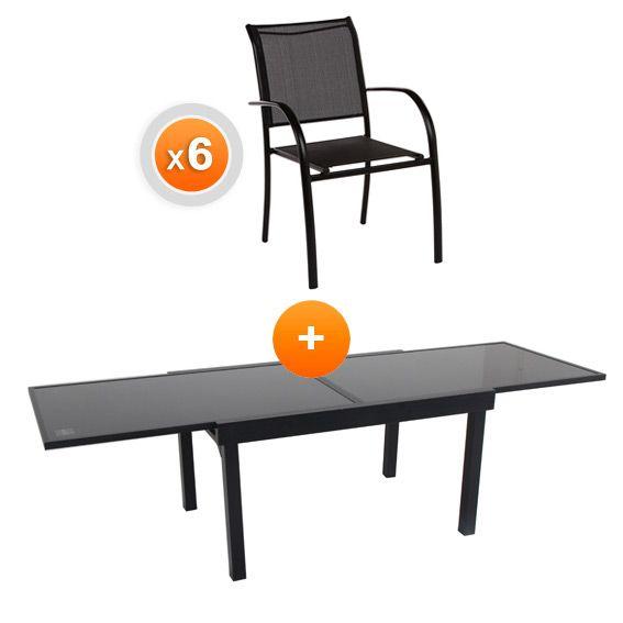 Table Piazza Extensible | Profiter (encore) De Son Extérieur ...