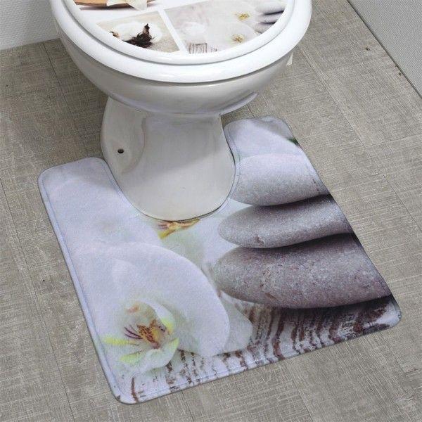 tapis contour wc wanda