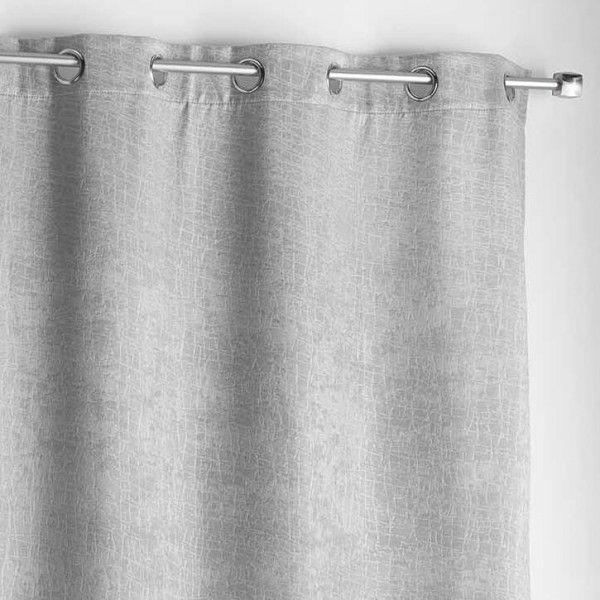 rideau occultant 140 x 240 cm opacia gris