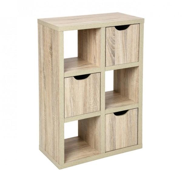 meubles a casiers bivoak naturelle