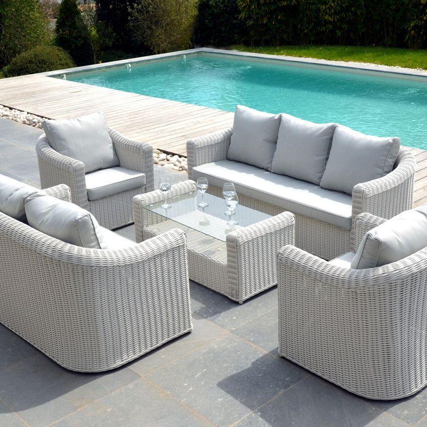 Best Salon De Jardin Capri Taupe Pictures - Awesome Interior Home ...