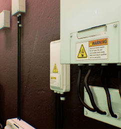electrical fuse boxes and wires pack by matima studio in props ue4 old 60 amp fuse [ 1920 x 1080 Pixel ]