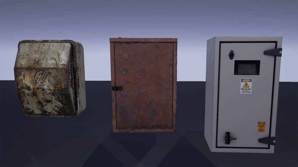 medium resolution of fuse box pack by hyoungjo kim in props ue4 marketplacefuse box 1920 20