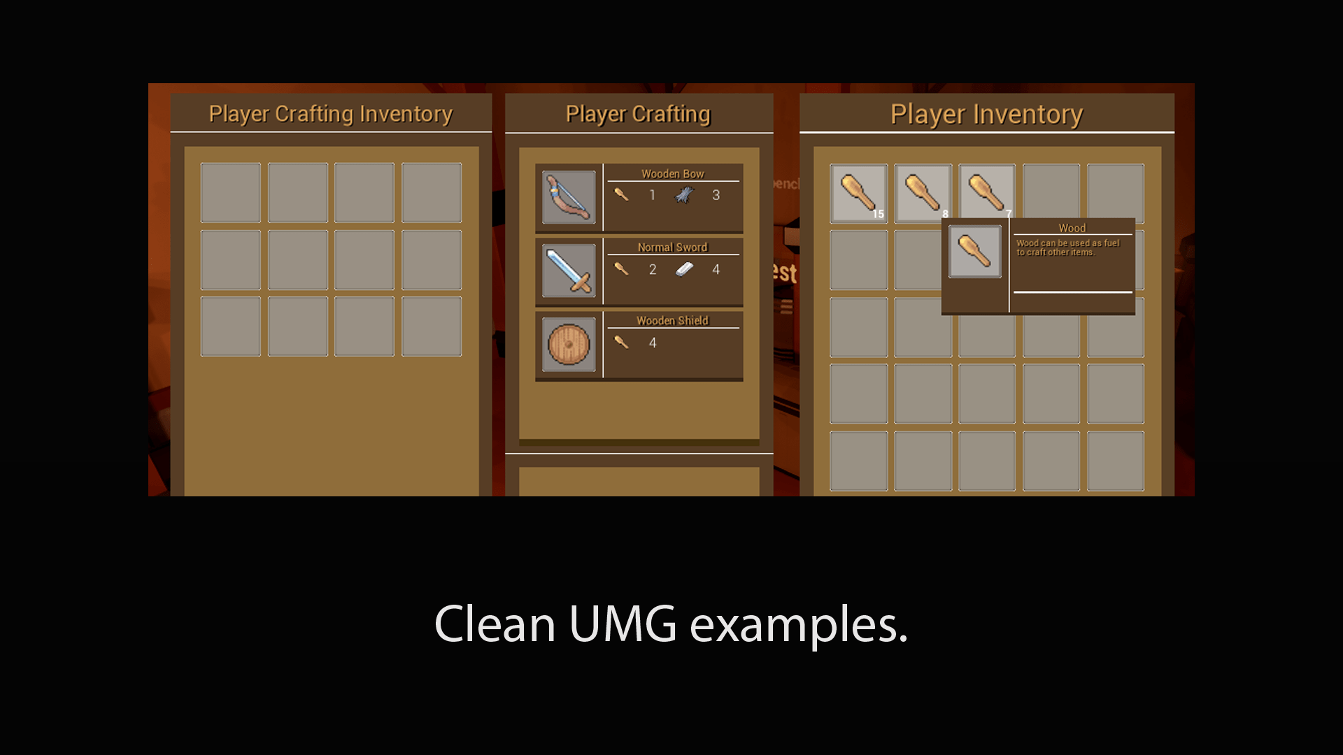 multiplayer crafting kit by