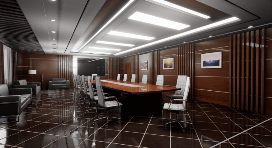 conference room by next