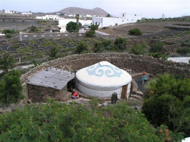 Villa Amatista  Yurta en La Vegueta Lanzarote