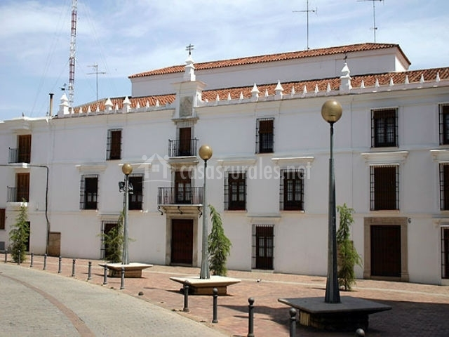 Casa Rural Villa Cparra en Oliva De Plasencia Cceres