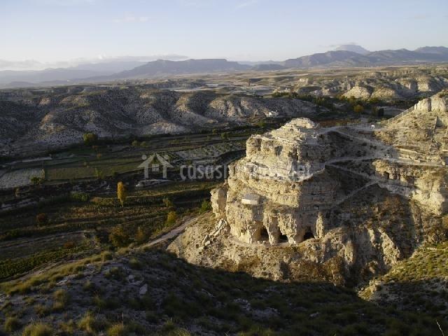 La Casa del Parque VTAR en Huescar Granada
