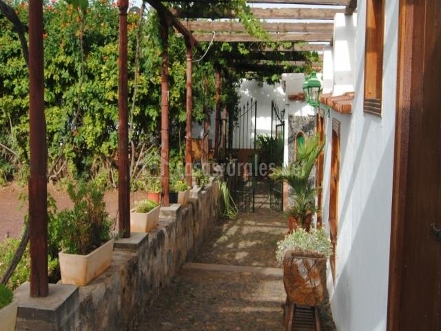 Casa El Cura Viejo en Arafo Tenerife