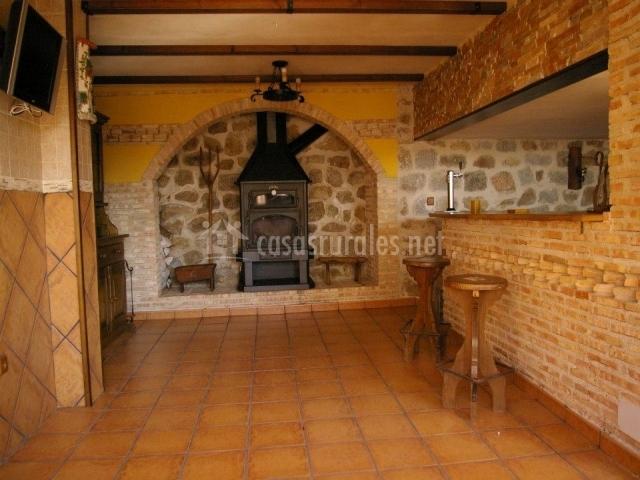 Casa rural La Garrocha en Colmenar Del Arroyo Madrid