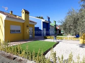 Casa Amarilla de Tahona Moratalla Murcia