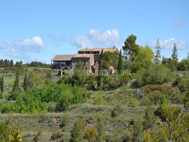 Can Gabarro Vell  Casas Rurales en Rubio Barcelona