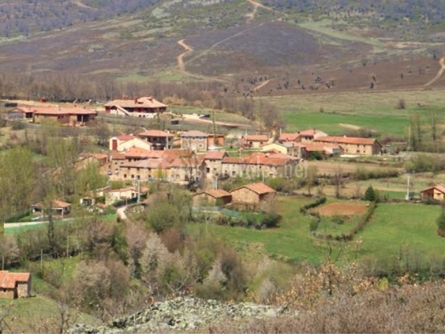 Casa San Pelayo en San Millan De Lara Burgos