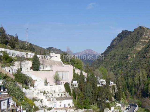 El Aljibe de Albayzin en Granada Capital Granada