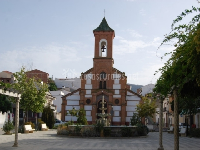 Hospedera Rural El Almendral en Zafarraya Granada