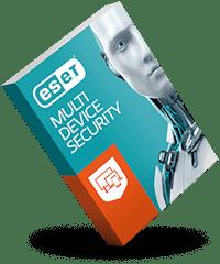Eset Multi-Device Security pour 10 appareils Image