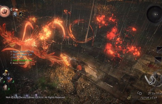 NIOH – BUILDS – The Man with the Guardian Spirits – Living Weapon
