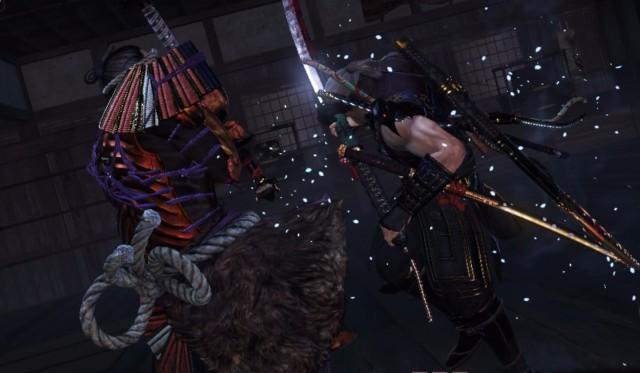 NIOH – BUILDS- Moonlight Swordsman – Odachi