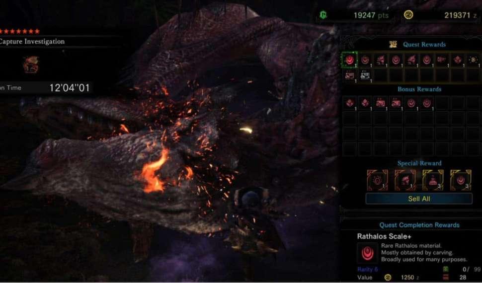 Monster Hunter: World – Hunt or Capture?