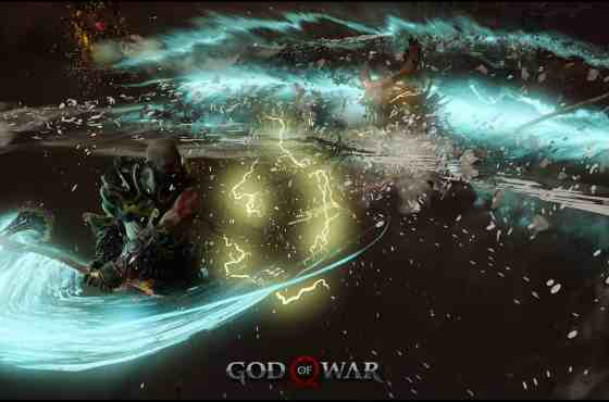 God of War – Niflheim – The Realm of Fog