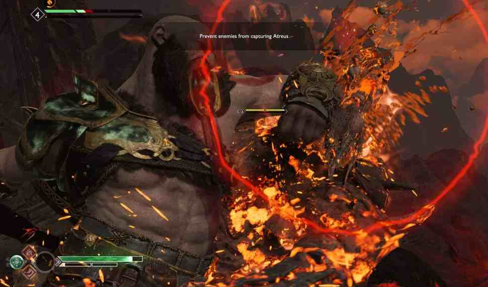 God of War – Muspelheim – The Realm of Fire
