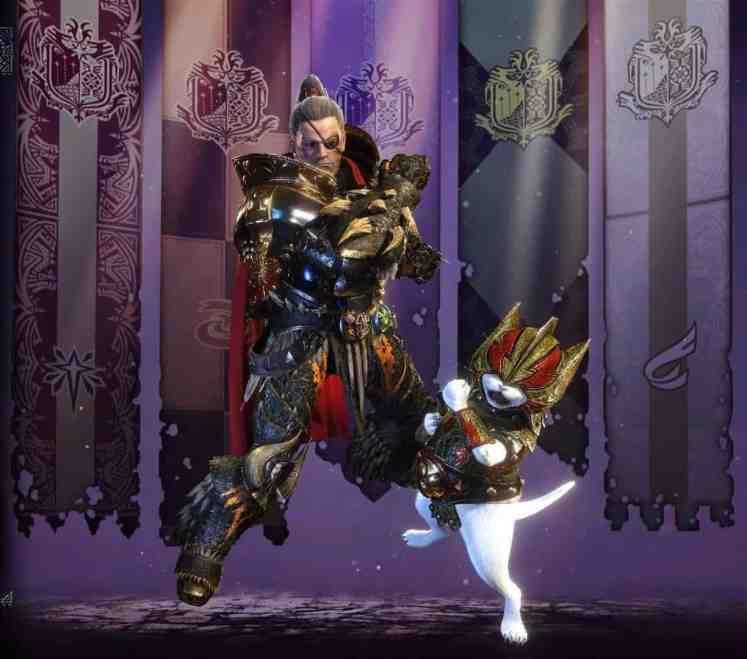 Monster Hunter World Charge Blade - Thunder Knight