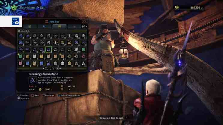 MHW Augmentation