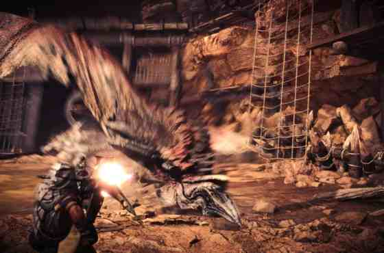 Monster Hunter World – Heavy Bowgun Guide and Builds [Updated 2019 With HBG Meta builds]
