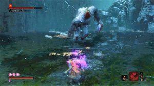Sekiro - Headless Ape - Guardian Ape